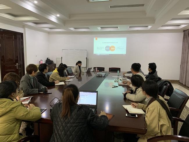 丰原律师为杭州万豪家私有限公司进行专项法律培训